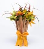 Saisonblumenstrauß Stockfoto