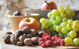 Saisonfrucht Stockfoto