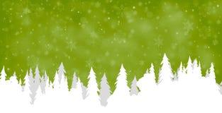 Saisonweihnachtshintergrund vektor abbildung