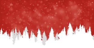 Saisonweihnachtshintergrund lizenzfreie abbildung
