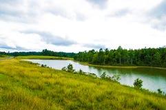 SaiSorn Reservoir Stock Image