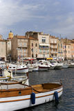 Sait Tropez bay Stock Image
