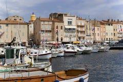 Sait Tropez Bay Stock Photos
