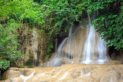 Saiyok Noi waterfall, Thailand Royalty Free Stock Photography