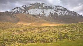 Sajama - Bolívia Fotos de Stock