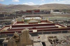 Sajia-Tempel Stockfoto
