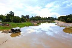 Sakae Krang River Royalty Free Stock Photography