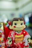 Sakai, Japan - 01MAR2018 - Photo of piko-chan doll at local Japa royalty free stock photos