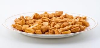 Sakarpara食物 免版税库存照片