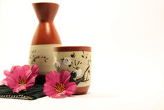 Sake Stock Image
