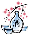 Sake Stock Photography