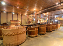 Sake Brewery