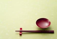 Sake cup Stock Photo