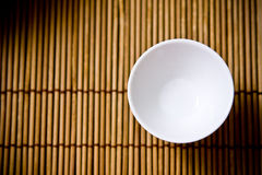 Sake cup Royalty Free Stock Photography