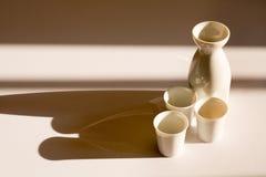 sake części zestawu Zdjęcie Royalty Free