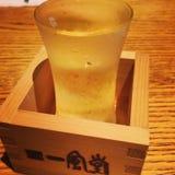 Sake Royalty Free Stock Images