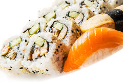 Sake maki Stock Photo