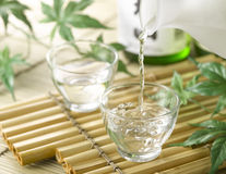 Sake:Nihonsyu Stock Photography