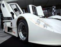Saker RapX Sports Car Promotion Royalty Free Stock Image