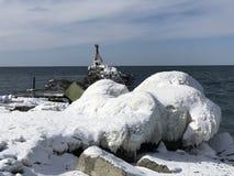 sakhalin fotografie stock libere da diritti