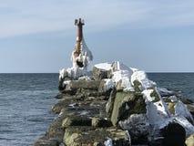 Sakhaline, Kholmsk Photo libre de droits