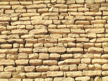 Sakkara Pyramid Closeup Stock Image