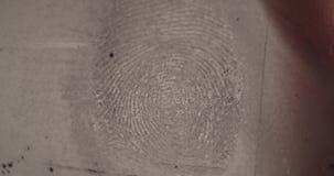 Sakkunskap f?r CSI ballistikvapen lager videofilmer