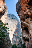 Saklikent Canyon Turkey Royalty Free Stock Photos