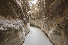 Saklikent Gorge Royalty Free Stock Images