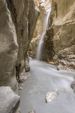 Saklikent Gorge Royalty Free Stock Photography