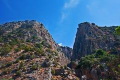 Saklikent Gorge, Turkey Stock Image