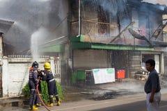 Sakon Nakhon, Tajlandia na Wrześniu 13, 2015 przy 15:00 godziną C Zdjęcie Royalty Free