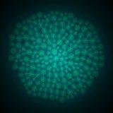 sakral geometri Universum & utrymme Royaltyfri Foto