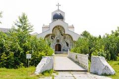sakral kyrklig petka för bulgarian Arkivfoto