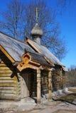 sakrala kyrkliga stora ladoga spelade martyr gammala russia Arkivbilder