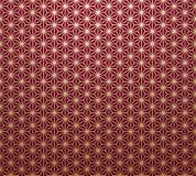Sakraler geometrischer Hintergrund stock abbildung