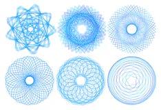 Sakralt geometritecken Segt Royaltyfria Bilder