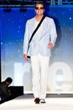 Saks Fifth Avenue Fashion Show Stock Photos