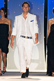 Saks Fifth Avenue Fashion Show Royalty Free Stock Image