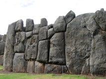 Saksaywama Peru Arkivbild