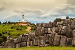 Saksaywaman Lizenzfreies Stockfoto