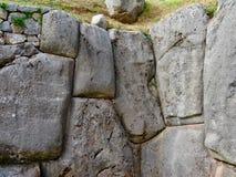 Saksaywaman, Cusco, Перу Стоковые Изображения