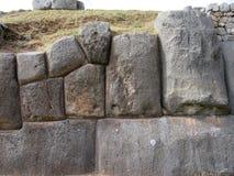 Saksaywaman, Cusco, Перу Стоковая Фотография RF