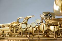 saksofon Zdjęcie Royalty Free
