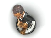 saksofon Fotografia Stock