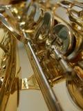 saksofon Obrazy Stock