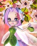 Sakura Fairy Stock Photos