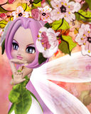 Sakura Fairy Stock Photography