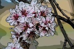 Sakura Flavor Image libre de droits