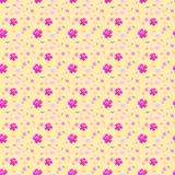 Sakura Flowers Pattern Seamless rose Illustration de Vecteur